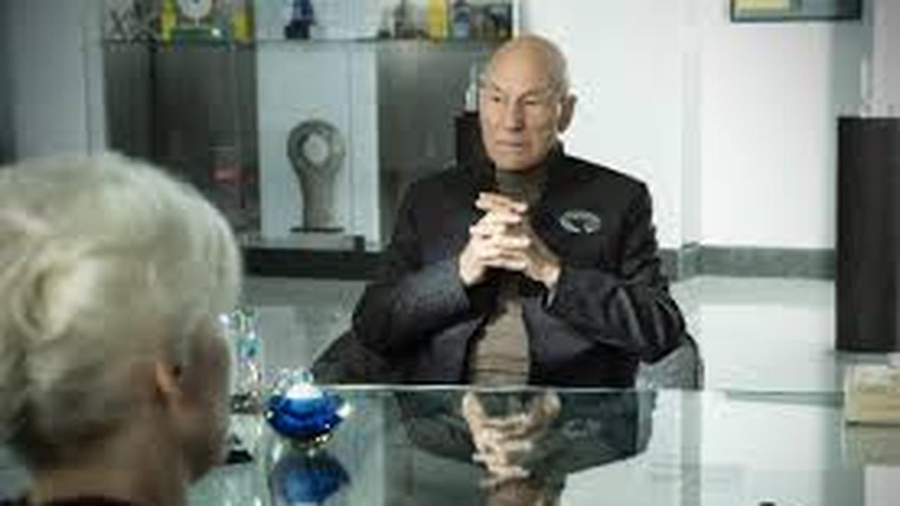 Patrick Stewart keert terug als Picard in nieuwe Star Trek-trailer