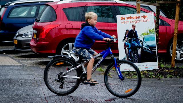 Kinderen steeds vaker betrokken bij verkeersongelukken