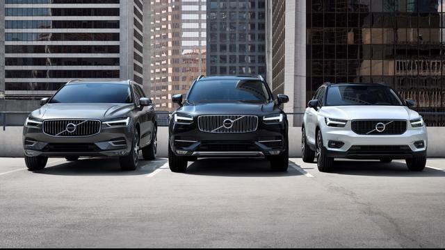 'Handelsoorlog zet voorlopig streep door beursgang Volvo'