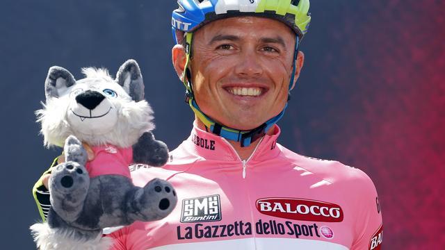 Gerrans stapt uit Giro na zware valpartij in twaalfde rit