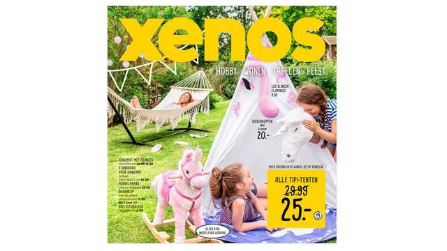 Bekijk hier de folder van Xenos