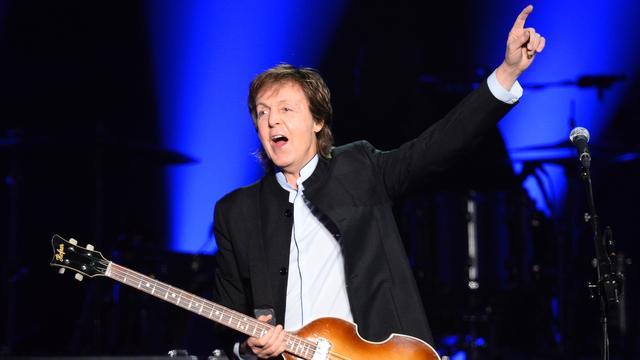 Paul McCartney met nieuw album na 36 jaar weer bovenaan hitlijsten