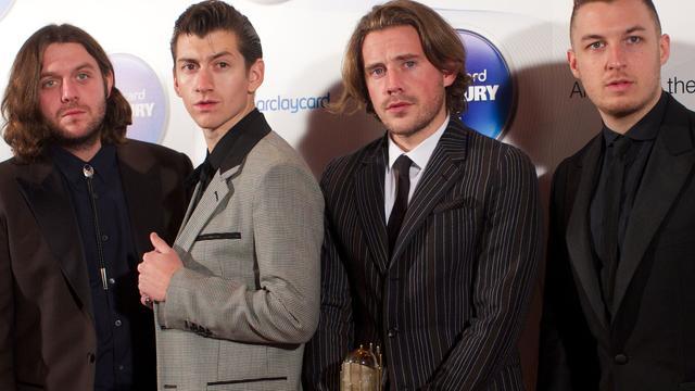 Nieuw album Arctic Monkeys verschijnt op 11 mei