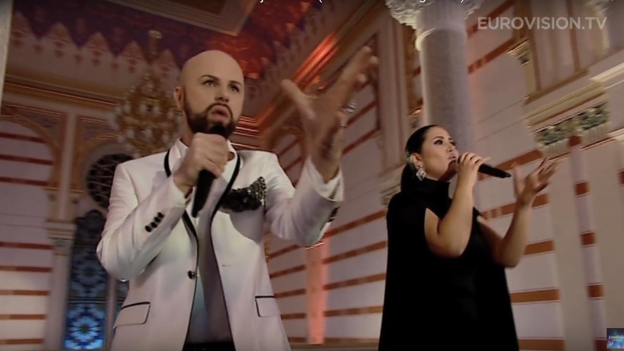 Dalal & Deen feat. Ana Rucner and Jala - Ljubav Je(Bosnië& Herzegovina)