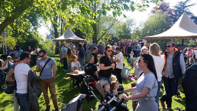 Enorme drukte overvalt organisatie BBQ-festival GRILL