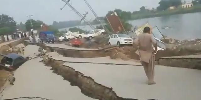 Dodental zware aardbeving Pakistan loopt op tot 38