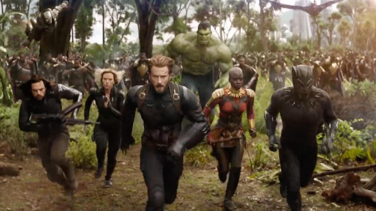 Weerzien met veel Marvel-karakters in trailer 'Avengers: Infinity War'