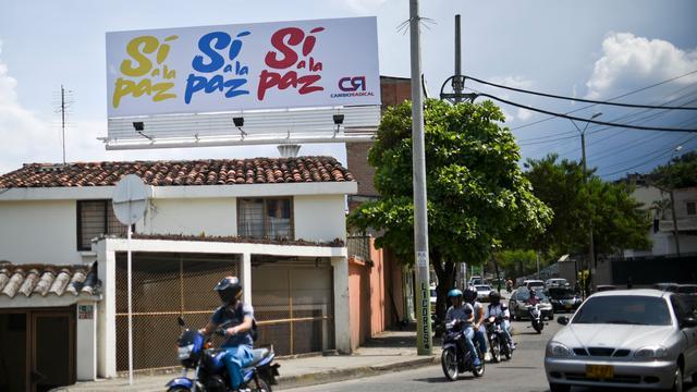 VN waarschuwt voor bendes Colombia na terugtrekken FARC