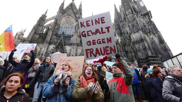 Vrijspraak voor eerste verdachte aanrandingen oudejaarsavond Keulen