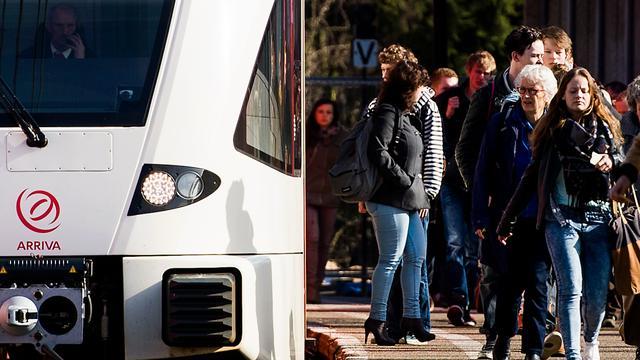 Tweede helft oktober geen treinen van Groningen naar Buitenpost en Delfzijl