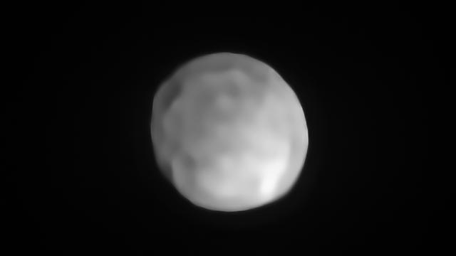 Misschien kleinste dwergplaneet bij zon ontdekt