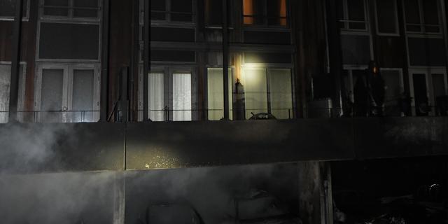 Tientallen Hagenaars tijdelijk geëvacueerd na autobranden, drie gewonden