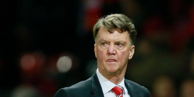 Van Gaal ziet geen reden om ontslag te nemen bij United