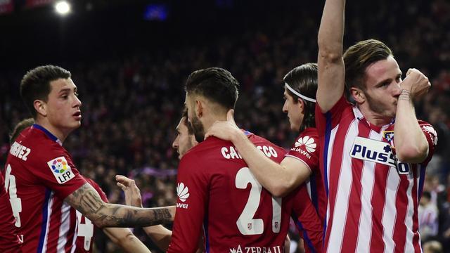 Goede generale Atletico, ruime overwinningen Barcelona en Bayern