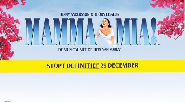 De musical MAMMA MIA! met 25 euro voordeel per ticket