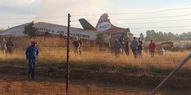 'Piloten in Zuid-Afrika gecrasht Aviodrome-toestel mochten niet vliegen'
