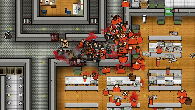 Gevangenisgame Prison Architect naar PS4, Xbox One en Xbox 360