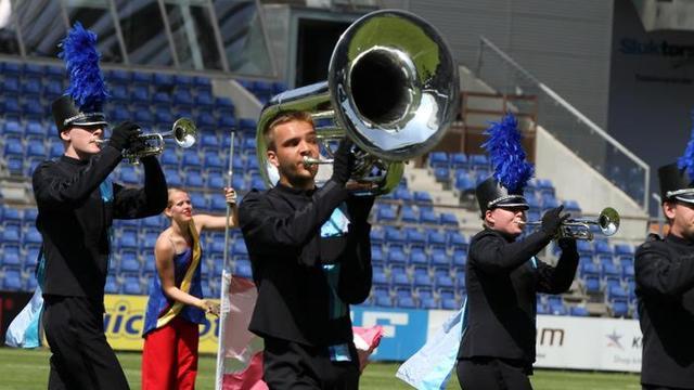 Groningse showbands in top-10 bij WK in Denemarken