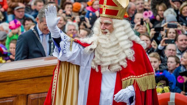 Landelijke intocht Sinterklaas dit jaar in Maassluis