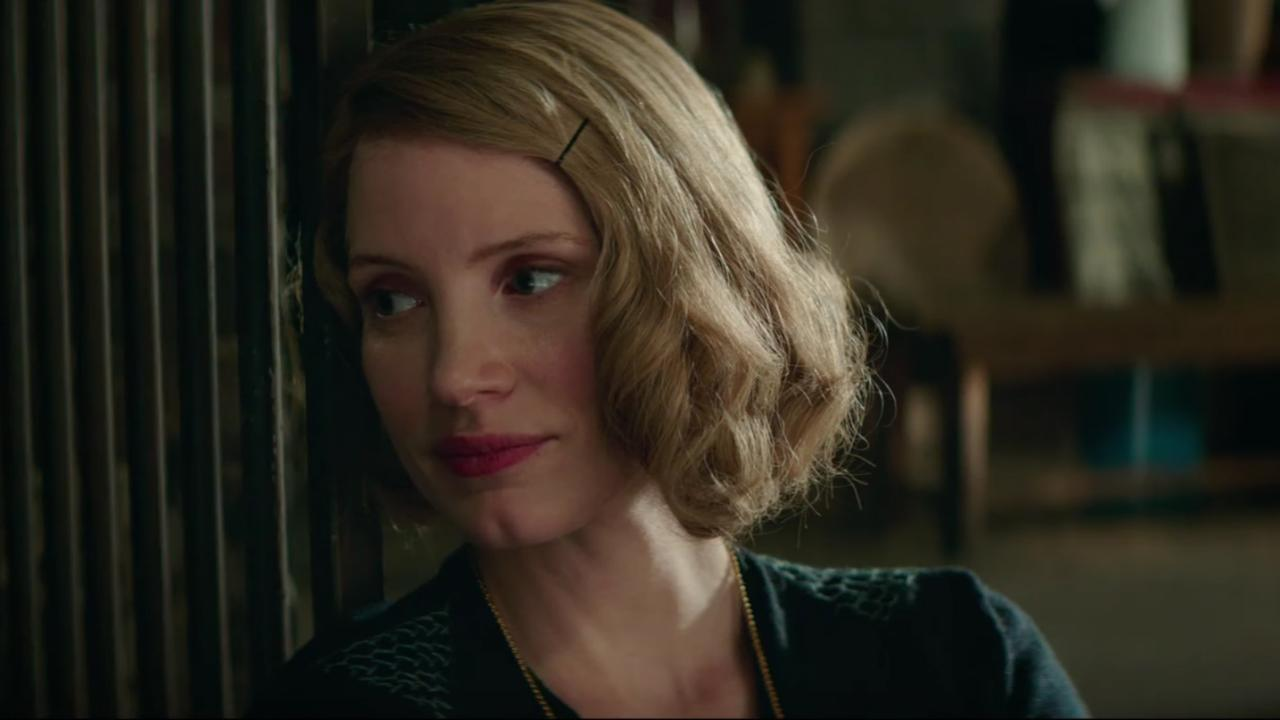 Trailer: The Zookeeper's Wife