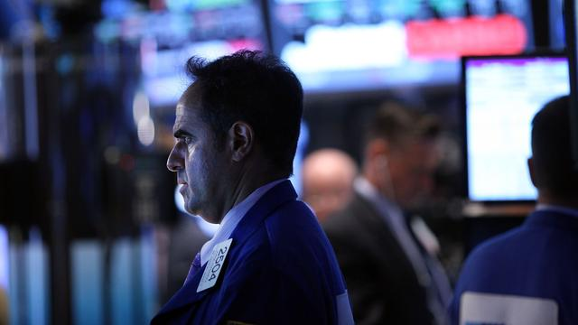 Wall Street voorzichtig in de plus