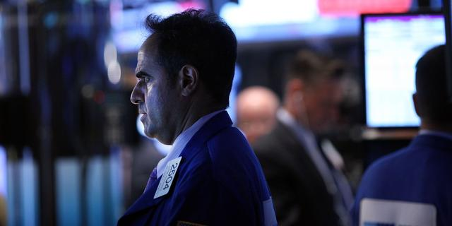Ook Wall Street begint met rode cijfers