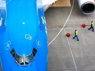 Luchtvaartmaatschappij staat voor 'operationele uitdaging' door het barre weer