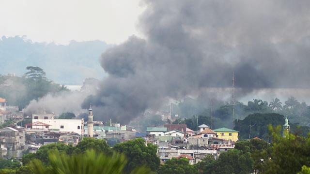 Buitenlandse terroristen betrokken bij gevechten Filipijnen