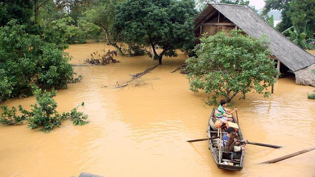 Noodweer in Vietnam eist zeker 25 levens