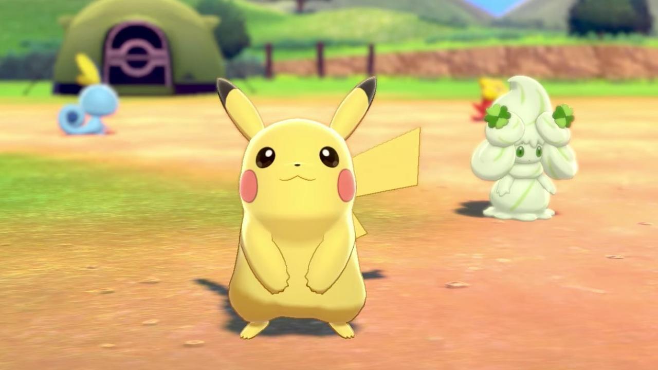 Nintendo toont nieuwe functies in aankomende Pokémon-games