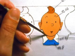 Opbrengst is nieuw wereldrecord voor een naoorlogs werk van Hergé