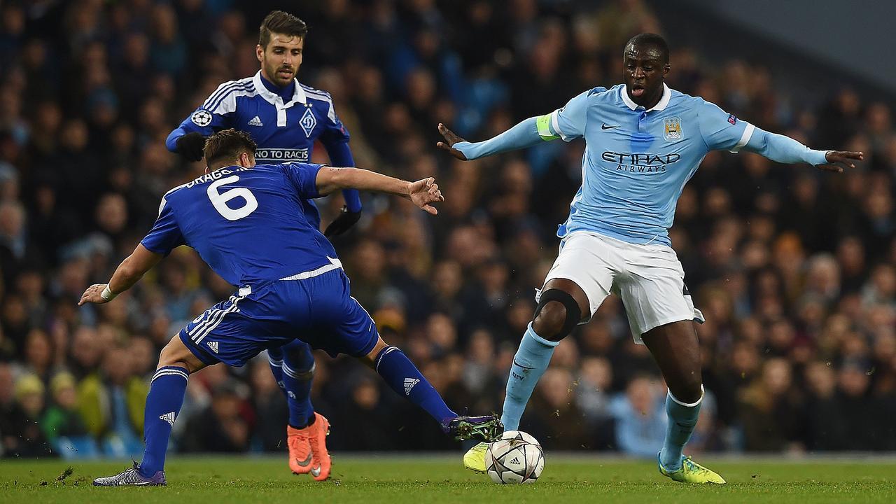 Samenvatting Manchester City-Dinamo Kiev