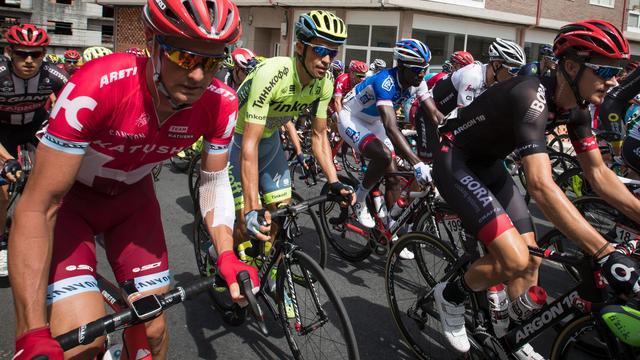 Liveticker Vuelta: De la Cruz soleert naar ritwinst (gesloten)