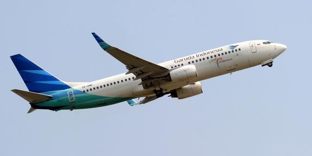 Vliegmaatschappij Garuda Indonesia annuleert bestelling 49 Boeing's