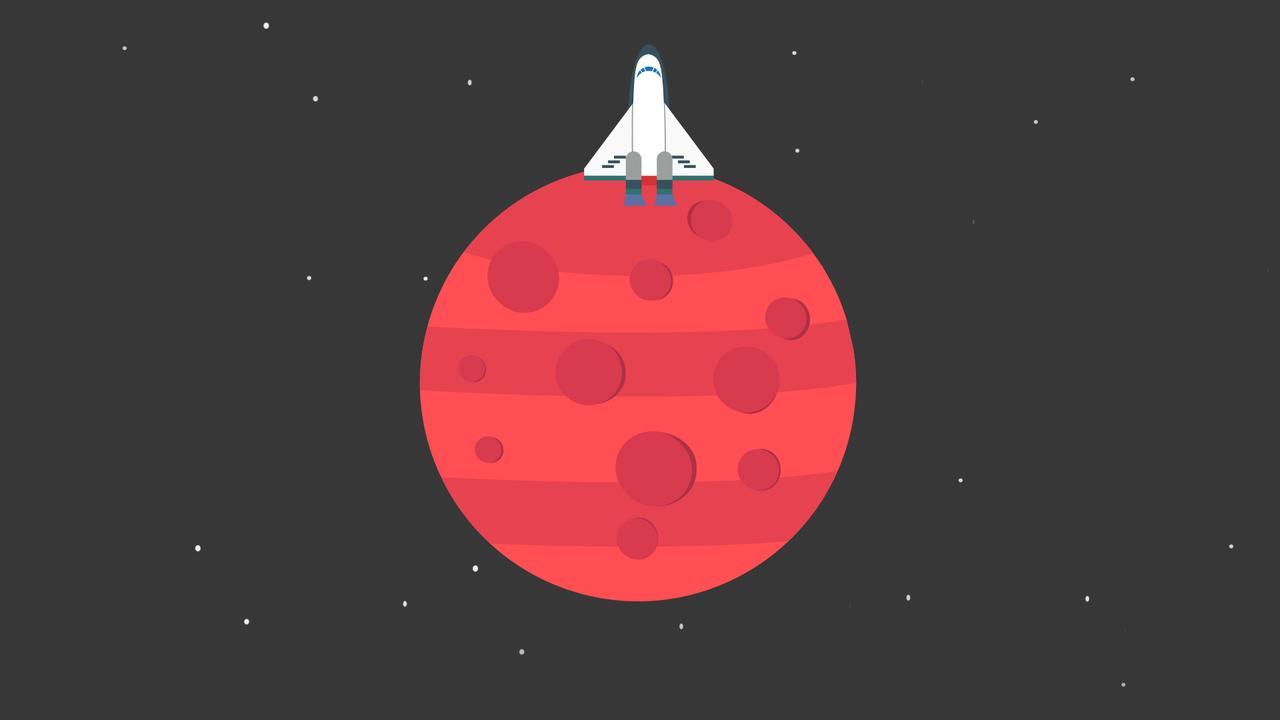 Race om als eerste op Mars te zijn zit vol hindernissen