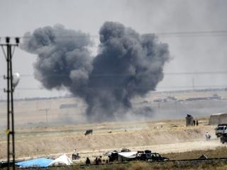 Voorstel om luchtaanvallen op IS uit te voeren is splijtzwam binnen oppositie