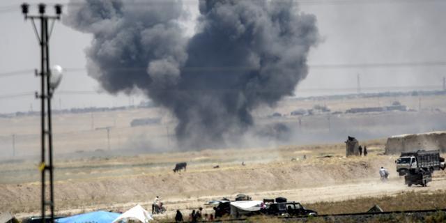 'Luchtaanvallen coalitie VS doodden ruim 350 burgers sinds 2014'