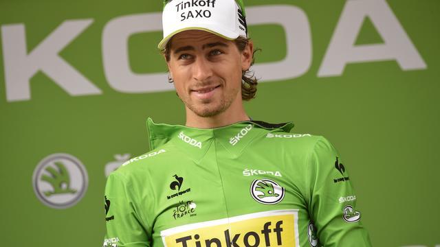 Sagan eindigde 22 keer in top vijf zonder te winnen