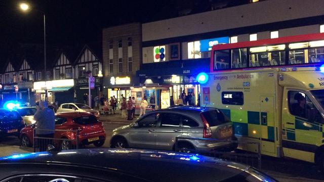 Drie gewonden door schietpartij metrostation Noordwest-Londen