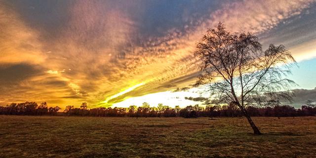 Weerbericht: Afwisselend zon, wolkenvelden en enkele buien
