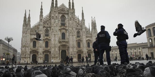 Rome en Milaan gewaarschuwd voor aanslagen