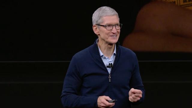 Deze nieuwe producten presenteerde Apple dinsdag