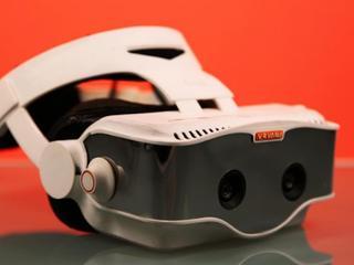 Vrvana maakt bril die VR en AR combineert