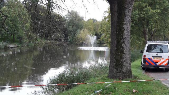 Lichaam gevonden in water bij Westwal Goes
