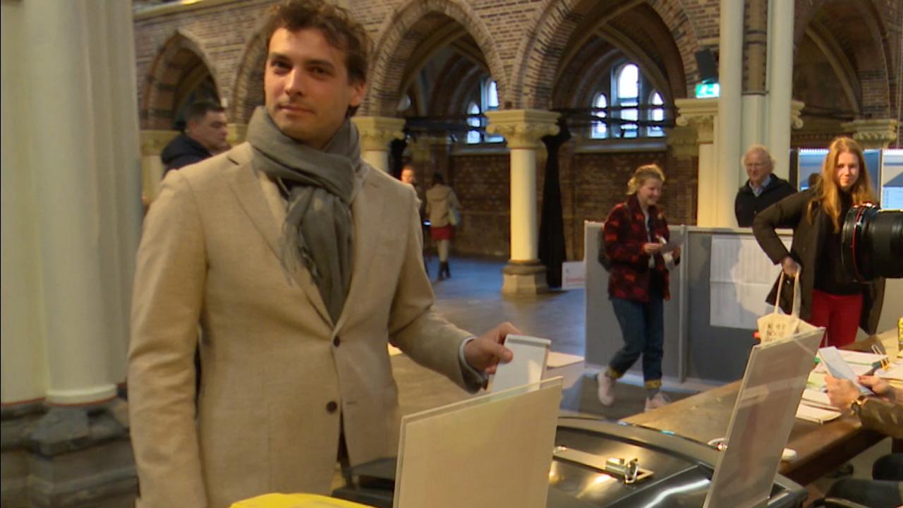 Politici brengen stem uit voor Provinciale Statenverkiezingen
