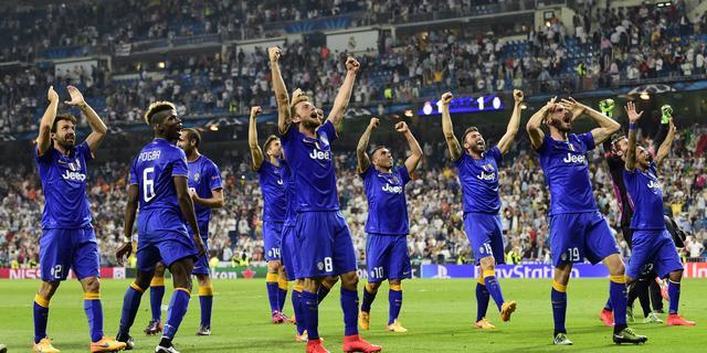 Juventus schakelt Real uit en treft Barcelona in Champions League-finale