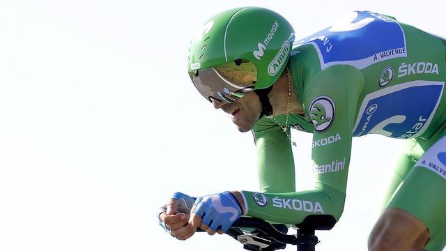 Valverde en Quintana kijken uit naar 'secondenspel' in slotfase Vuelta