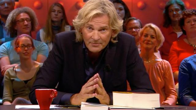 Matthijs van Nieuwkerk vindt reacties over zijn haar hilarisch