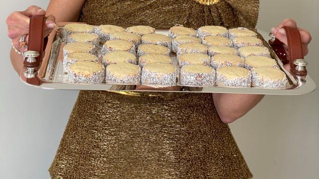 De zelfgemaakte koekjes van Máxima.