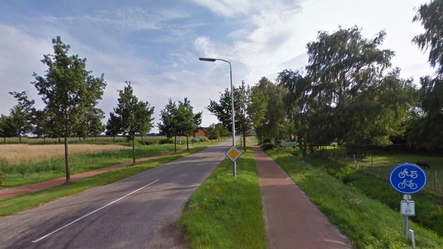 Gewonde bij ongeval op kruising in Roosendaal